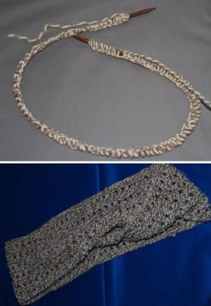 Faux Mobius Infinity Scarf - © Sarah E. White, licensed to About.com, Inc.