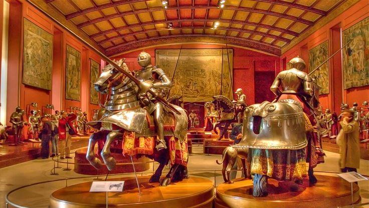 real armeria del palacio real de madrid - Buscar con Google