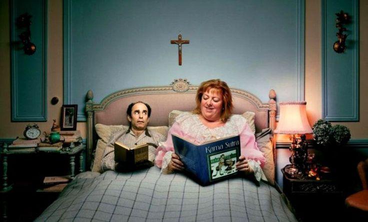 Stewart, David - Woman Reading Kuma Sutra