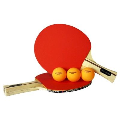 Ping Pong Table Tennis 2 Player Set