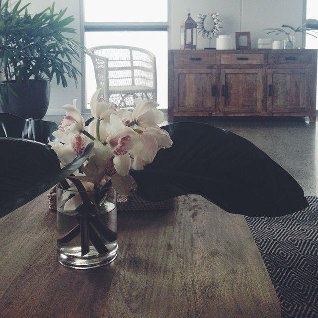 Nest Emporium interiors. Tropical interior. Resort style. Industrial interior. Malawi chair.
