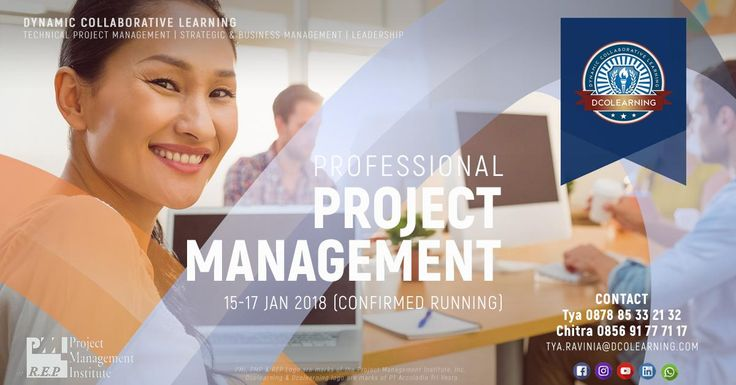 Project Management Training, Jakarta  #training #projectmanagement #jakarta #indonesia #january #2018