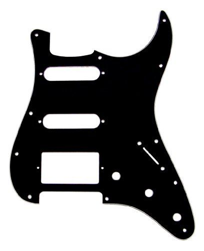 Mighty Mite MM5400US  Retrofit Strat Hss B with B 3ply Pickguard by Mighty Mite. $12.88. Strat Style Replacement Pick guard for US & Mexican Made Fender Strat. Save 28% Off!