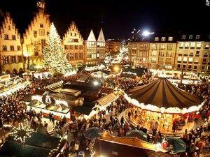 Munich - German Christmas Market!  Hello Bucket List!