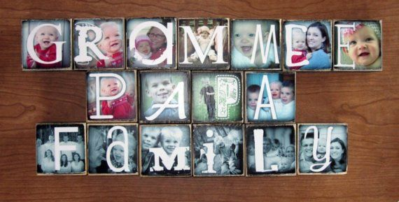 What a great idea for family gifts from the kids!