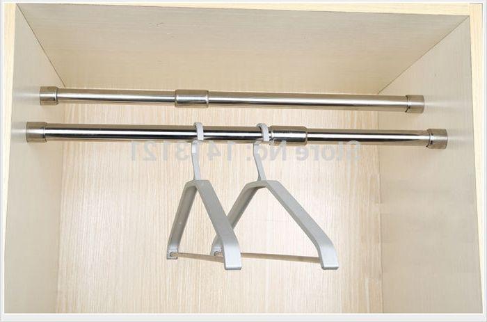 1000 ideas about wardrobe rail on pinterest shower. Black Bedroom Furniture Sets. Home Design Ideas