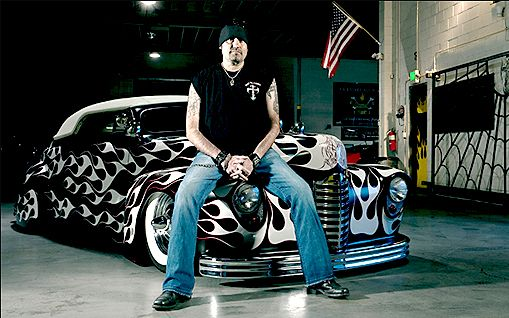 Art Lynch's SAG ACTOR Online: Count Cool Rider becomes Car Guru on History Chann...