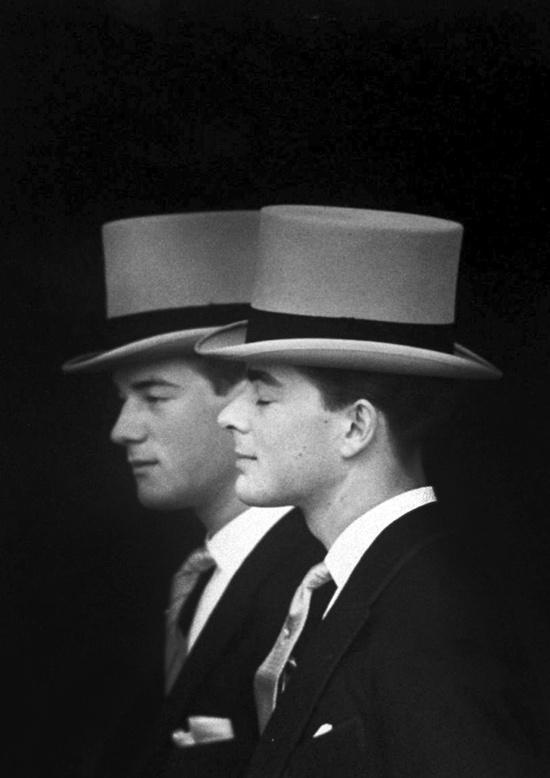 By Anthony Armstrong-Jones (Lord Snowdon). | Hats