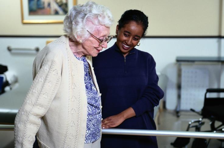 We provide quality elder care services.