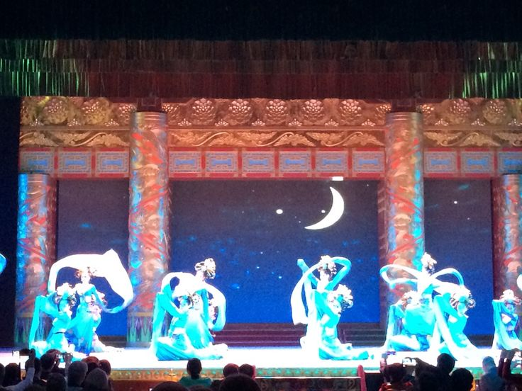 Show de danzas y Opera China en Xian!! Opera and dance show in Xian!!