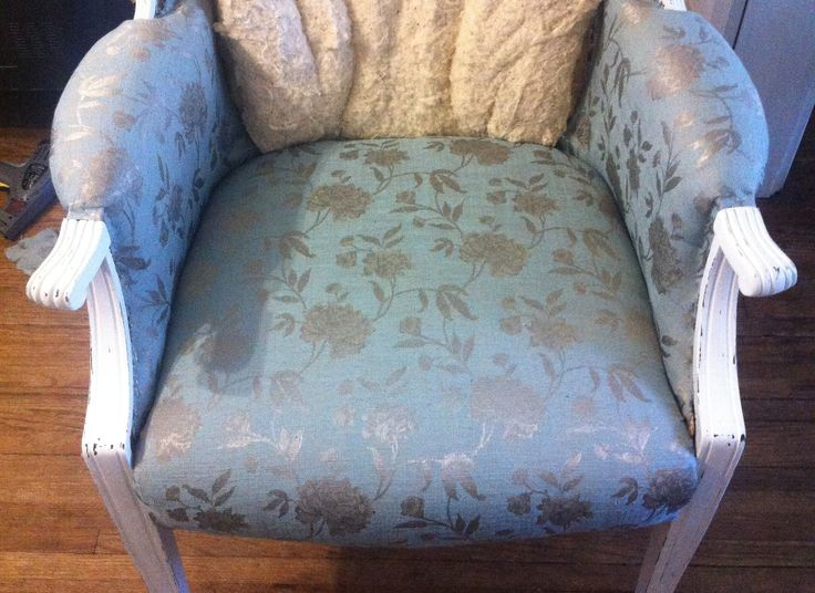 DIY Chair Upholstery, learn with me!