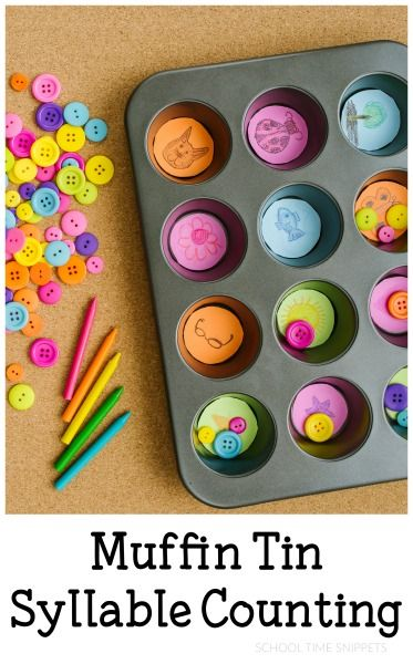 Syllable Activities for Kids: 10 Playful Ways to Break ...