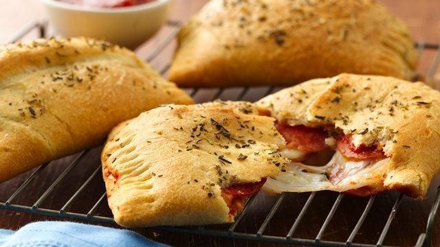 Big & Cheesy Pepperoni Hand Pies