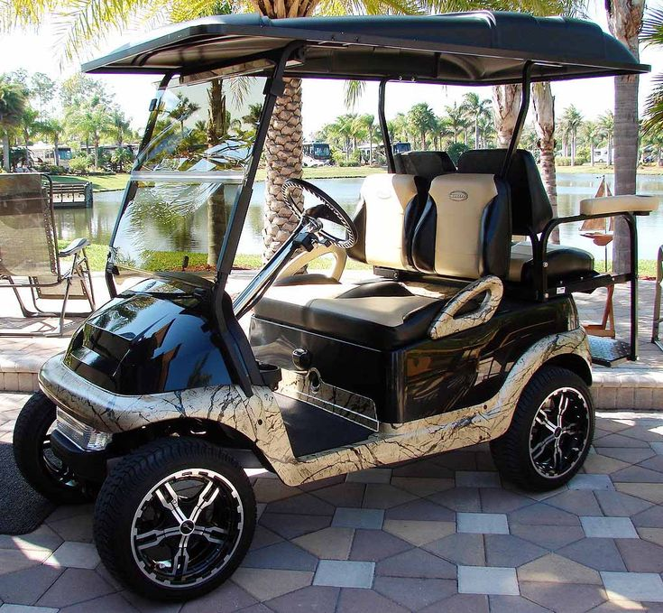 Custom Golf Cart 30