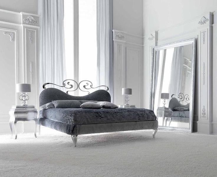 Piękne kształty #sleep #classic #bed #home #relax #italian #furniture #internoitaliano