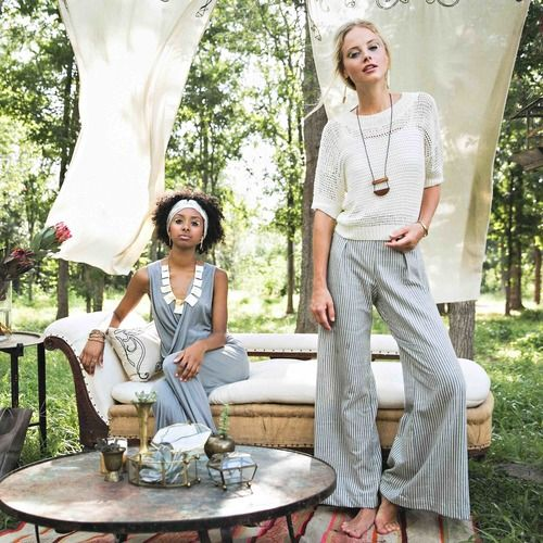 35 Ethical Fashion Brands | The best ethical alternatives to fast fashion companies. Each brand has made it a central part of their mission to ethical and fair trade clothing that considers both people and the planet. Click here to check out all brands!