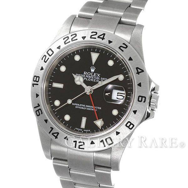 ロレックス エクスプローラー2 F番 16570 ROLEX 腕時計