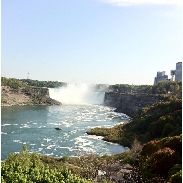 Niagaras great falls