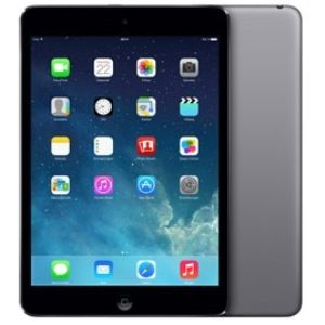 Image of Apple iPad Air 32GB 4G Tablet - Space Grey