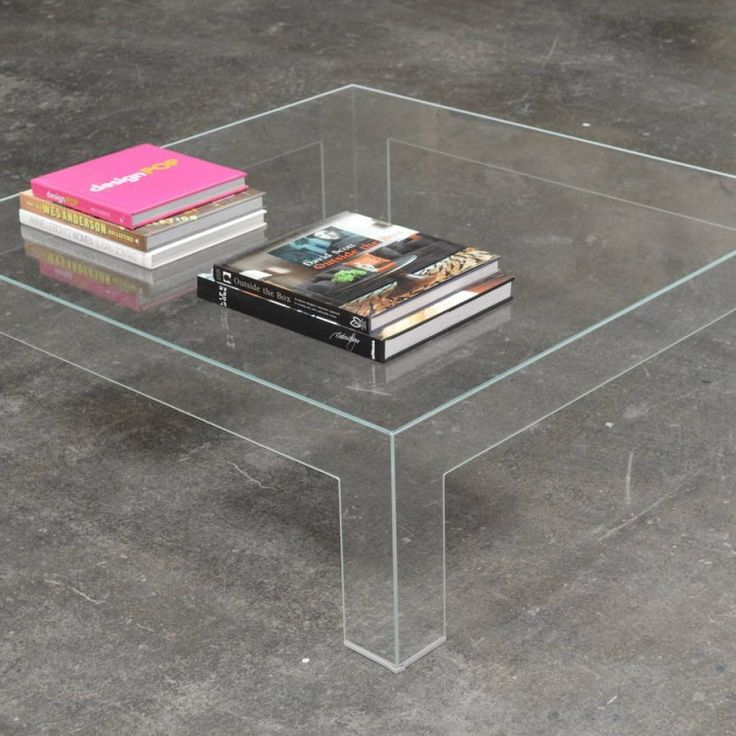 Ghost Coffee Table Square