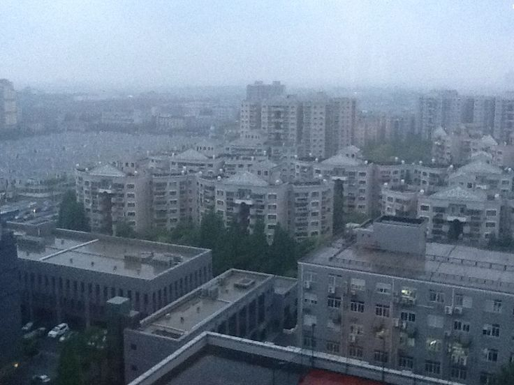 Shanghai ..room with a view