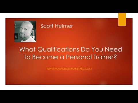 What Qualifications Do You Need to Become a Personal Trainer - Pay Attention! - My Inspired Media