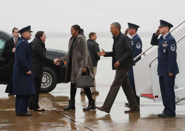 First Family Obama's #Returned from #Hawaii Monday January 2, 2017 President Obama announces Chicago #FAREWELL #ADDRESS #SCHEDULE #TUESDAY #JANUARY10th #2017 In His #HomeTown #Chicago#44th #President #POTUS Of The United States 🇺🇸 Of America #CommanderInChief #BarackObama #FirstLady #FLOTUS Of The United States 🇺🇸 Of America #MichelleObama #FirstDaughters Of The United States 🇺🇸 #MaliaObama #SashaObama #TheWhiteHouse #WhiteHouse #FirstFamilyObamas #FirstFamily #Obamas #Obama