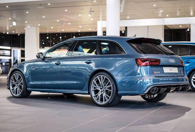 Szívdöglesztően vagány lett a családi Audi - KmMagazin.hu