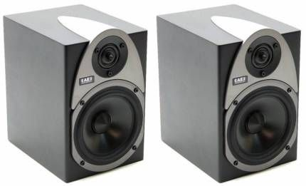 Acoustic Energy Pro SAT Monitor / Bookshell SpeakersPair (Black) | Speakers | Gumtree Australia Manningham Area - Doncaster | 1114878677