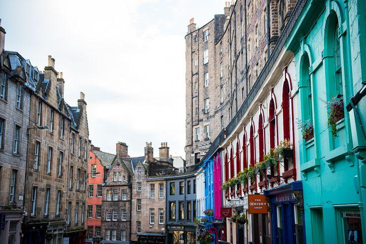 EDINBURGH, SCOTLAND: 5 OF THE CITY'S OLDEST PUBS — CITIZENS OF THE WORLD