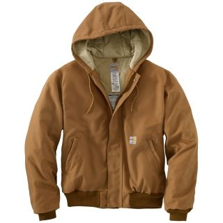 Carhartt FRJ184 Men's Flame-Resistant Duck Active Jac  #Flame-Resistantjacket