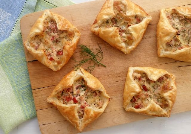 Notburga konyhája: Fűszeres- sajtos-sonkás batyu/Kräuter-Käse-Schinken-Packerl
