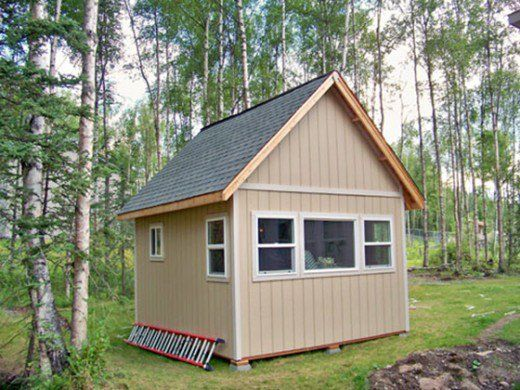 Building A Wood Shed, Shed Business Ideas And Shed