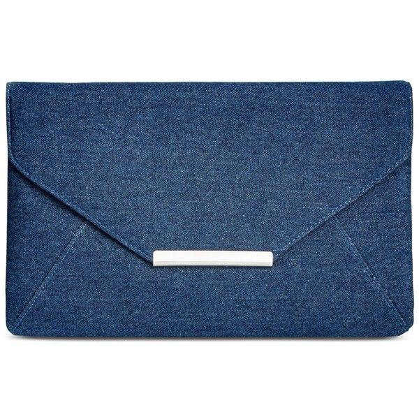 Best 25  Denim clutch bags ideas on Pinterest | Denim bag, Denim ...