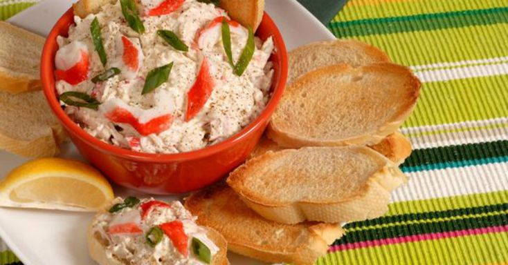 Watch This Creamy Dip Disappear Right Before Your Eyes! It's That Good!