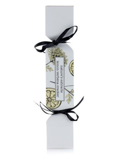 147 best gift ideas images on pinterest presents fragrance and natures extracts lemon verbena cracker gift pack marks spencer negle Choice Image