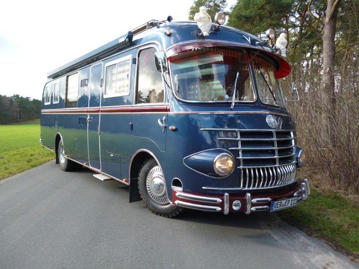 die besten 25 oldtimer bus ideen auf pinterest vw. Black Bedroom Furniture Sets. Home Design Ideas
