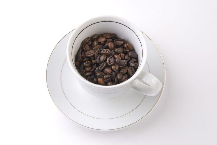 Kawa, Filiżanka, Kawiarnia, Spodek, Ziarenka Kawy