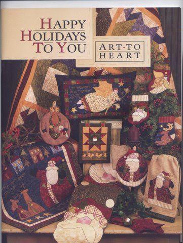 art to heart happy holidays - rosotali roso - Álbumes web de Picasa