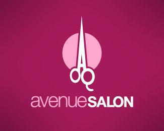 25 Salon Logo Design Ideas For A Beautiful You