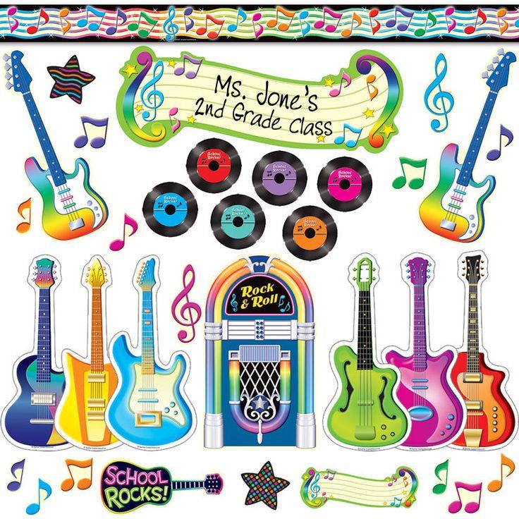 Rockstar Classroom Decor ~ Best classroom decor rock star images on pinterest