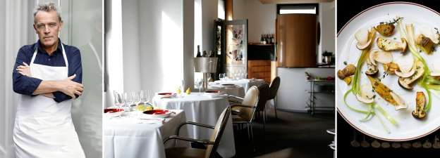 12. L'Arpege in Parijs Chefkok: Alain Passard Soort keuken: Hedendaags Frans Signatuurgerecht: Tartaar van bietjes met een crème van mierikswortel