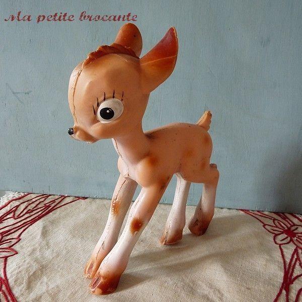 """pouet pouet"" bambi de Walt disney de 1959 :-)"