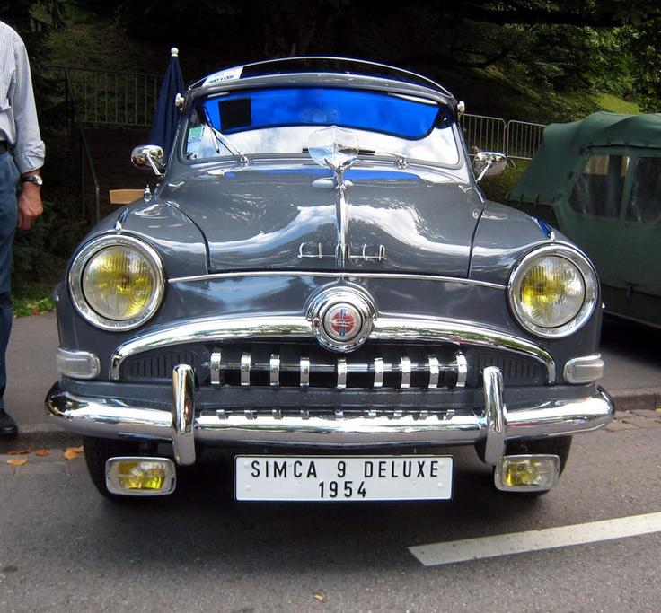 les 264 meilleures images du tableau simca ford vedette v8 sur pinterest voitures anciennes. Black Bedroom Furniture Sets. Home Design Ideas