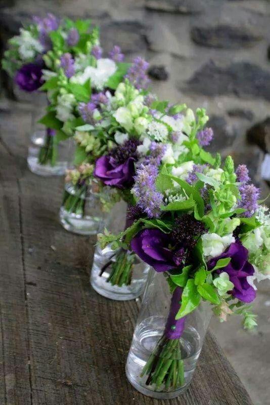 purple flowers purple flower arrangements amp bouquets - 534×800