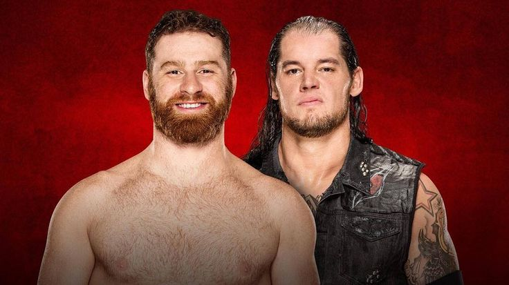 @ilikesamizayn_ vs. @baroncorbinwwe . Look out for this thumbnail for the #ProWrestlingZone covering #WWEBacklash on @youtube!  http://www.youtube.com/tigerhite  . . . #prowrestling #pro #wrestling #wrestlemania #wrestler #mma #fight #mixedmartialarts #fighting #fighter #youtube #utube #youtubers #youtuber #channel #WWE #Backlash @wwe #SDLive #BaronCorbin #SamiZayn