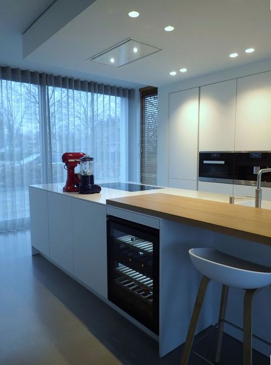Appliances In A #Poggenpohl #kitchen Can Be State Of Art Without Completely  Overwhelming Your