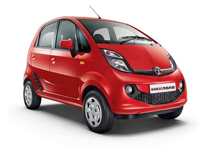 Tata Nano GenX - Launched 19th May 2015