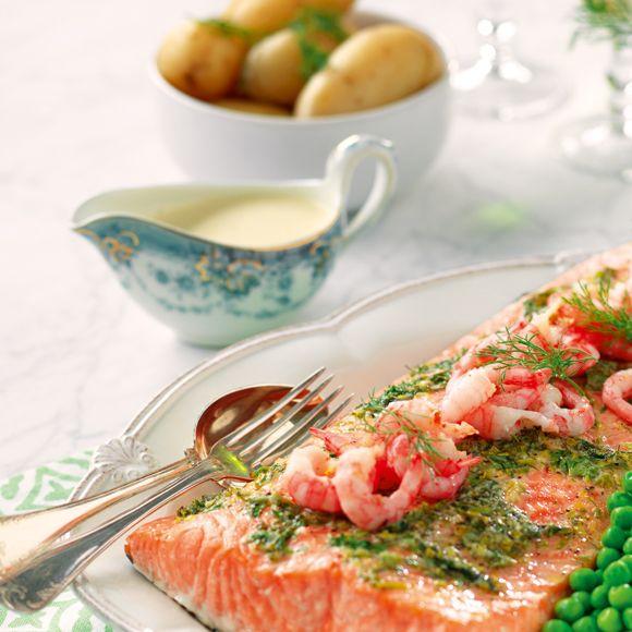 Recept på Fisksås med vin från - Hemmets Journal