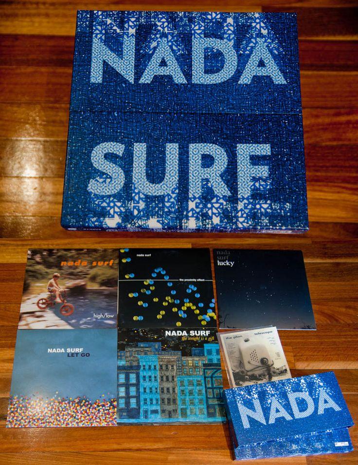nada surf enjoy the silence